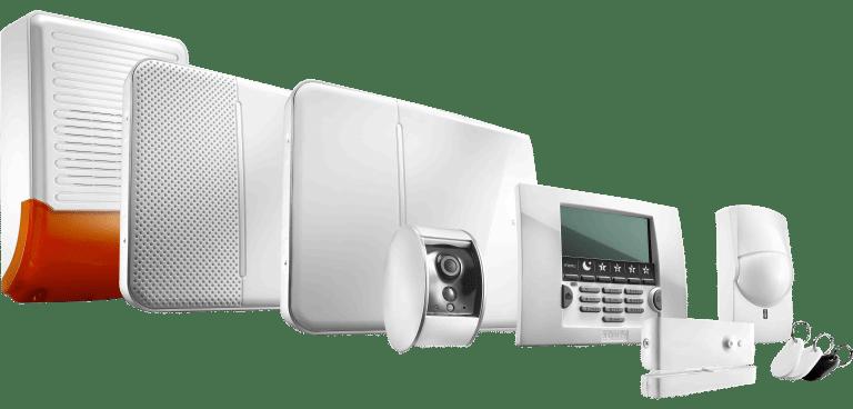 fournisseur, installateur et maintenance de système d'alarme