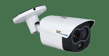 Caméra thermique pour protéger de l'épidémie Covid 19